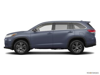 New 2018 Toyota Highlander LE Plus V6 SUV for sale near New Haven CT