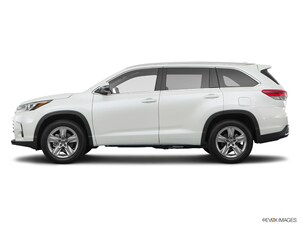 2018 Toyota Highlander Limited V6