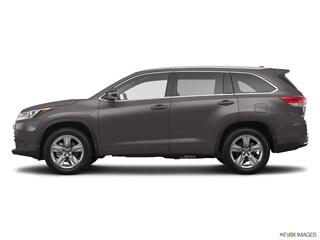 New 2018 Toyota Highlander Limited V6 SUV T2609 in Cadillac, MI