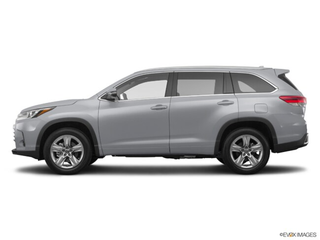 New 2018 Toyota Highlander Limited SUV for sale at Young Toyota Scion in Logan, UT