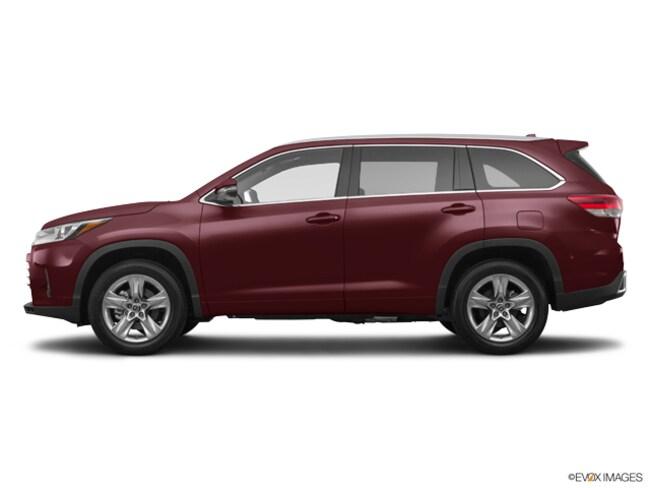New 2018 Toyota Highlander Limited SUV 5TDDZRFH8JS842947 Peoria