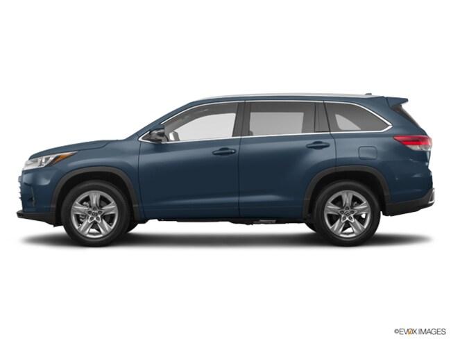 New 2018 Toyota Highlander Limited V6 SUV Cockeysville