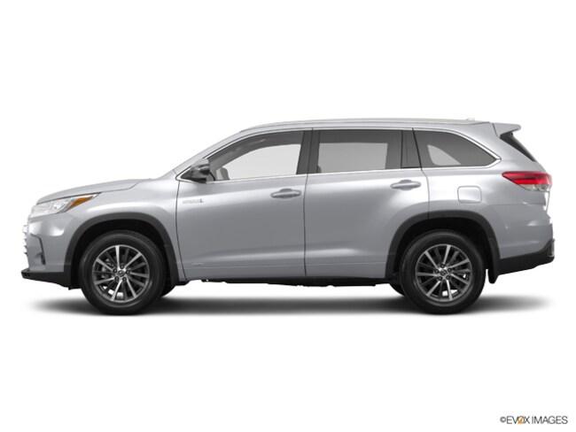 New 2018 Toyota Highlander Hybrid Hybrid XLE SUV Haverhill, Massachusetts