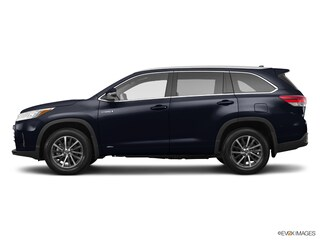New 2018 Toyota Highlander Hybrid XLE V6 SUV serving Baltimore