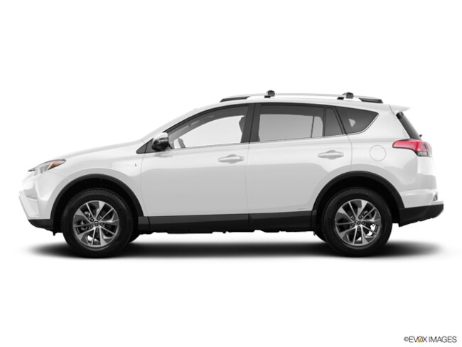 New Toyota vehicle 2018 Toyota RAV4 Hybrid XLE SUV for sale near you in Southfield, MI