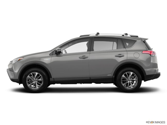 New 2018 Toyota RAV4 Hybrid XLE All-wheel Drive For Sale/Lease Streamwood, IL