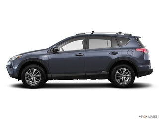 New 2018 Toyota RAV4 Hybrid XLE SUV in Easton, MD