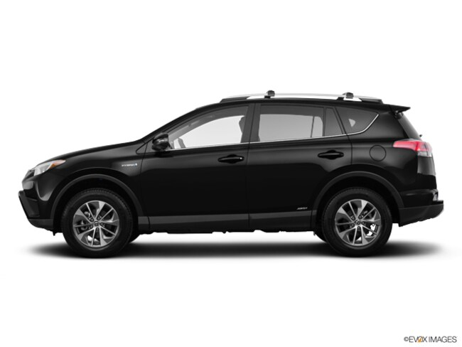 2018 Toyota RAV4 Hybrid Hybrid XLE Hybrid XLE AWD
