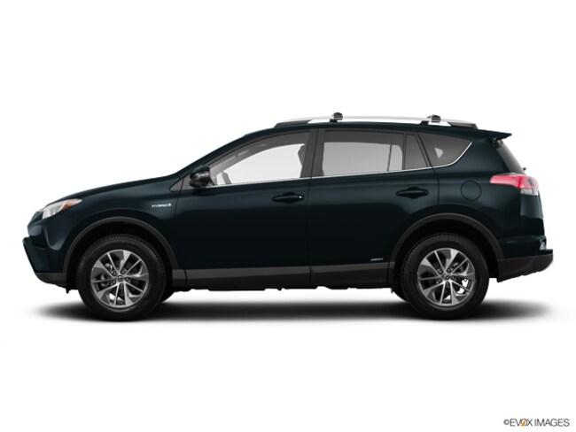 New 2018 Toyota RAV4 Hybrid XLE SUV Silver Spring, MD