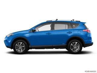 New 2018 Toyota RAV4 Hybrid XLE SUV