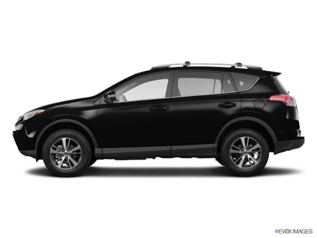 New 2018 Toyota RAV4 XLE SUV in Laredo, TX