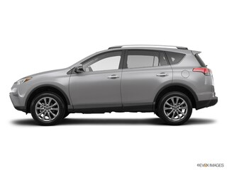 New 2018 Toyota RAV4 Limited SUV Boston, MA