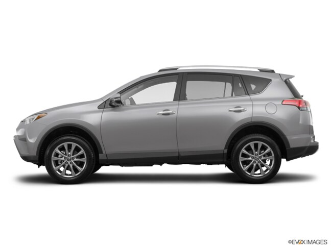 New 2018 Toyota RAV4 Limited SUV Cockeysville