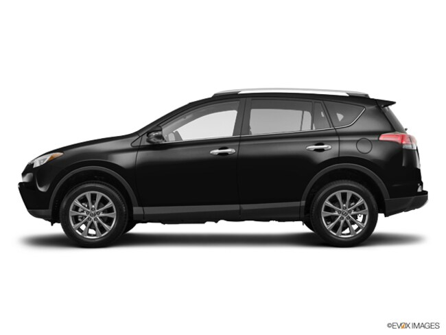 New 2018 Toyota RAV4 Limited SUV Silver Spring, MD