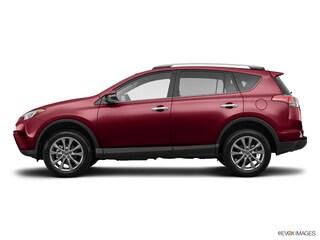 New 2018 Toyota RAV4 Limited SUV for sale Philadelphia