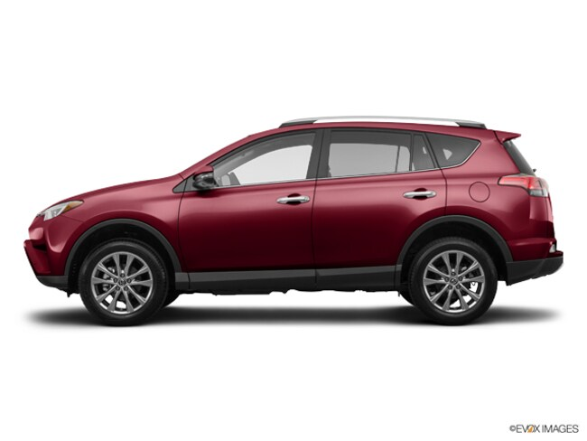 New 2018 Toyota RAV4 Limited SUV for sale at Young Toyota Scion in Logan, UT