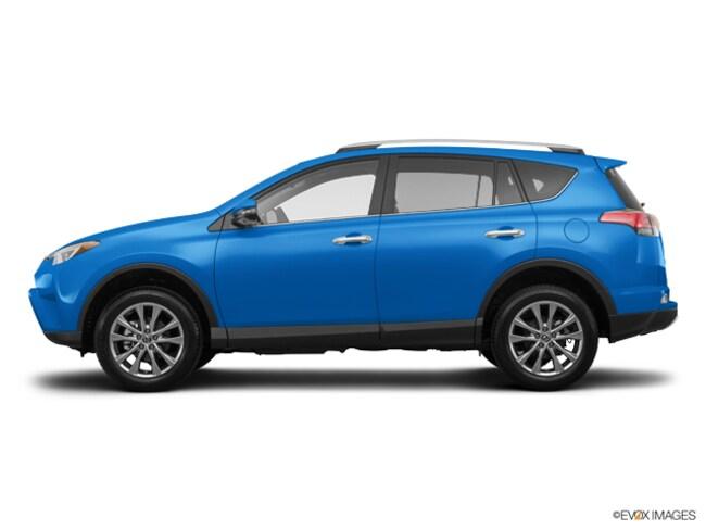 2018 Toyota RAV4 Limited Limited AWD