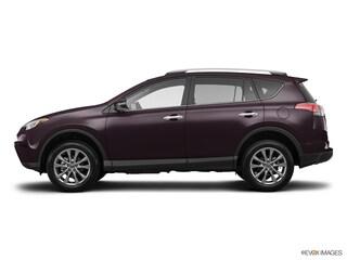 New 2018 Toyota RAV4 Limited SUV T184145 in Brunswick, OH