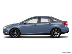 2018 Ford Focus SEL SEL  Sedan