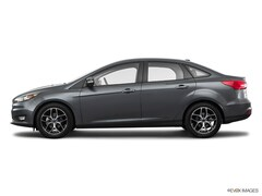 New  2018 Ford Focus SEL Sedan in Hanford, CA