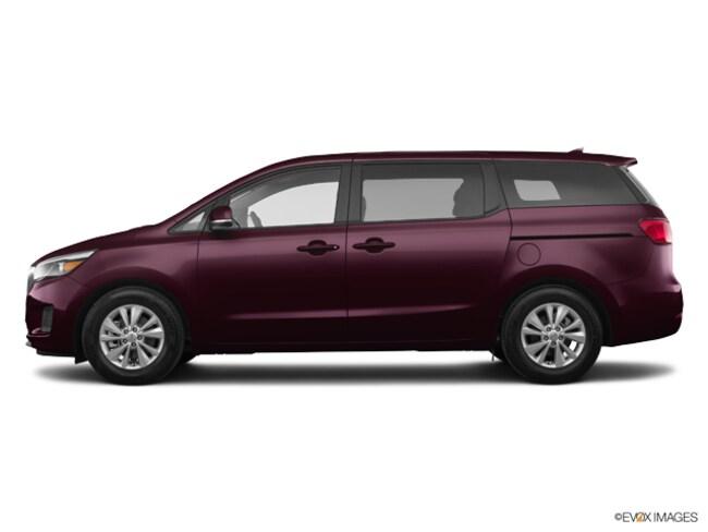 New 2018 Kia Sedona LX Van Passenger Van in Elgin