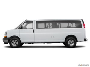 2018 Chevrolet Express 3500 LT