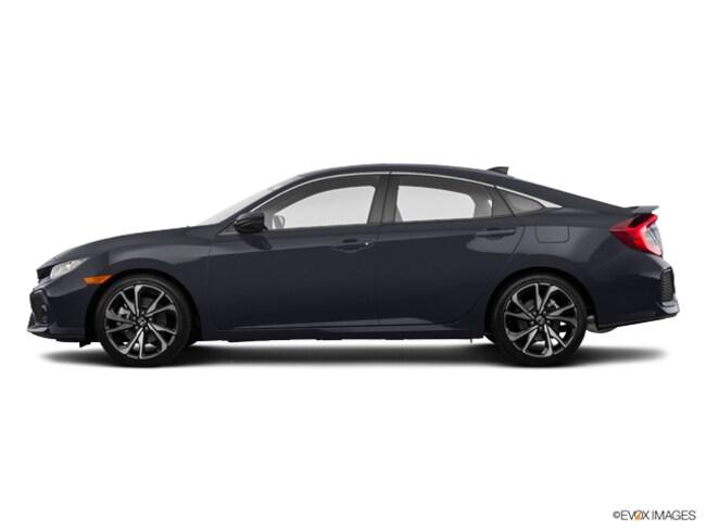 New 2018 Honda Civic Si Sedan Gardena, CA