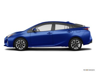 New 2018 Toyota Prius Three Touring Hatchback Lodi, CA