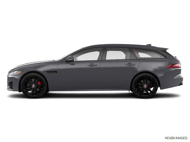 2018 Jaguar XF Sportbrake S Wagon