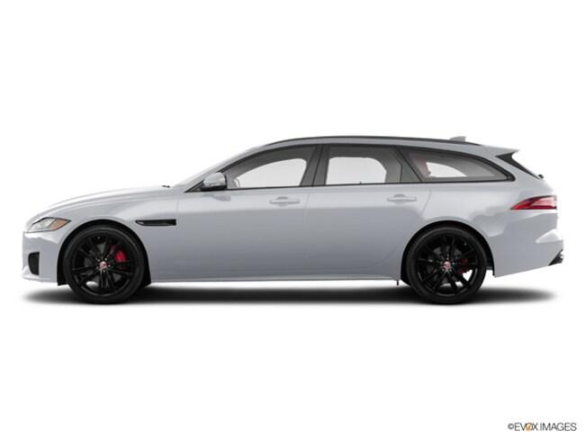 New 2018 Jaguar XF S Sportbrake Wagon For Sale Near Boston Massachusetts