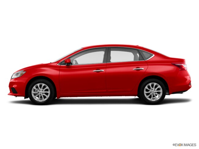 New 2018 Nissan Sentra SV Sedan in Cortland