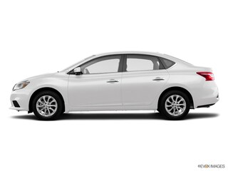 New 2018 Nissan Sentra SV Sedan in Lebanon NH