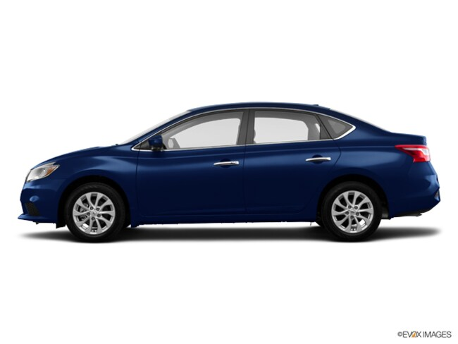 New 2018 Nissan Sentra SV Sedan for sale Cape Cod MA