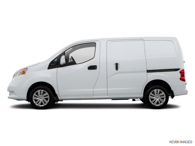 New 2018 Nissan NV200 SV Van Compact Cargo Van in Walnut Creek, CA