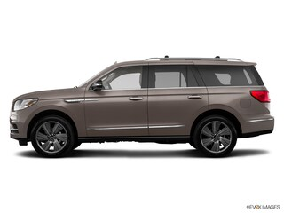 New 2018 Lincoln Navigator Reserve SUV N259 in Norwood, MA