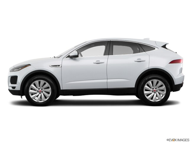 Used 2018 Jaguar E-PACE S SUV in Houston