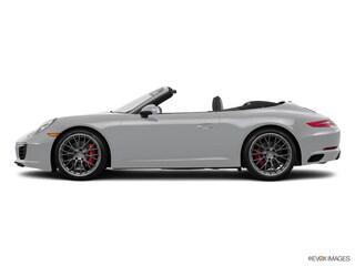 New 2018 Porsche 911 Carrera Convertible WP0CB2A98JS147690 for sale in Norwalk, CA at McKenna Porsche