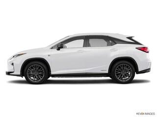2018 LEXUS RX 450h F Sport SUV