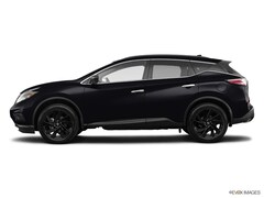 New 2018 Nissan Murano SL SUV in Chattanooga