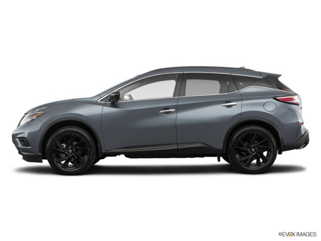 New 2018 Nissan Murano SL SUV Hickory, North Carolina