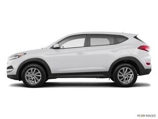 2018 Hyundai Tucson SE Front-wheel Drive SUV