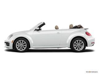 New 2018 Volkswagen Beetle 2.0T SE Convertible V18197 for Sale in Fort Walton Beach at Volkswagen Fort Walton Beach