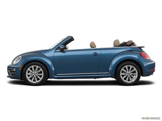 New 2018 Volkswagen Beetle 2.0T SE Convertible for sale in Huntington Beach, CA at McKenna 'Surf City' Volkswagen