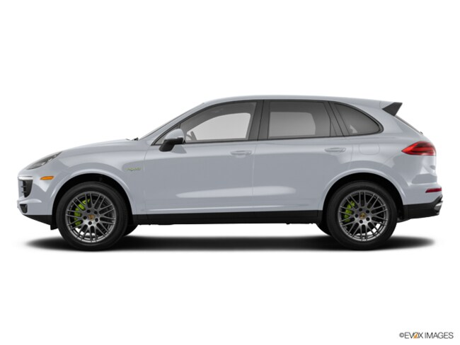 New 2018 Porsche Cayenne S Hybrid SUV For Sale in Los Angeles, CA