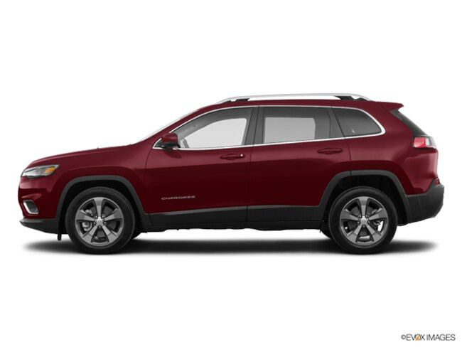 New 2019 Jeep Cherokee LIMITED FWD Sport Utility For Sale or Lease in West Covina, CA