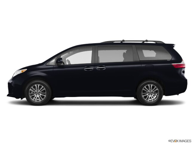 New 2018 Toyota Sienna XLE 7 Passenger All-wheel Drive For Sale/Lease Streamwood, IL