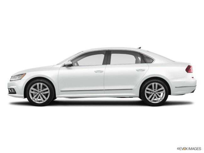 2018 Volkswagen Passat 2.0T SEL Premium 2.0T SEL Premium Auto