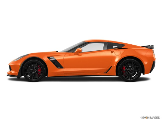 2019 Chevrolet Corvette Z06 Coupe