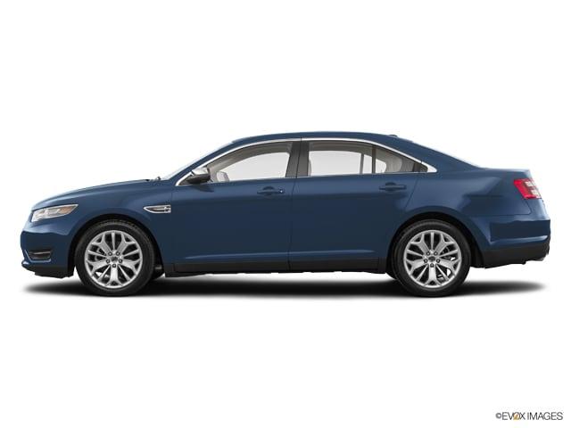 2018 Ford Taurus Limited Front-wheel Drive Sedan