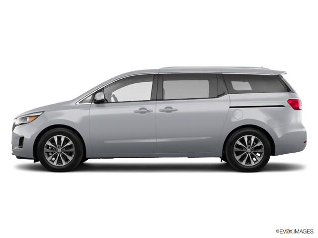 2018 Kia Sedona Van Passenger Van